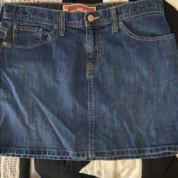 GAP Factory Dresses & Skirts - Gap Factory jean skirt